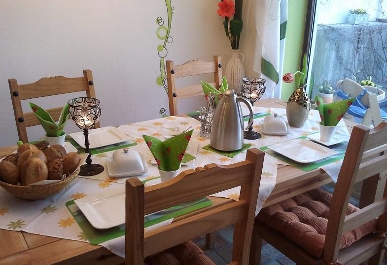 Frühstücksraum Foto 2