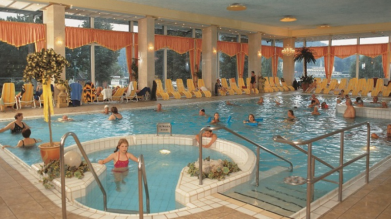 Therme Badebereich